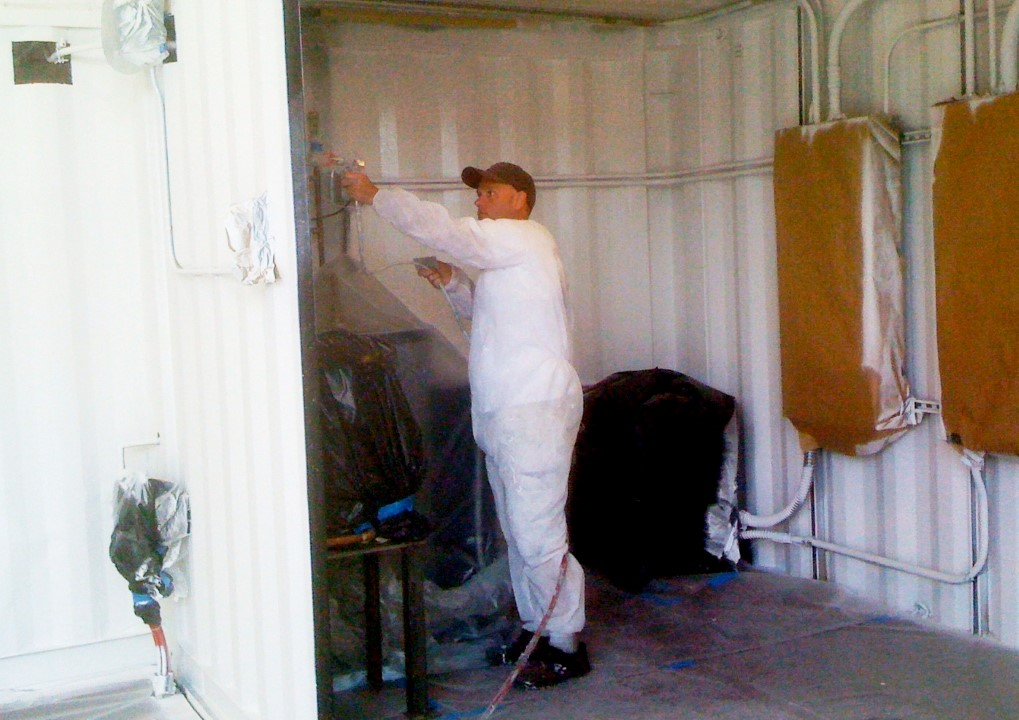 Insulating Coatings Thermal Spray Insulation West